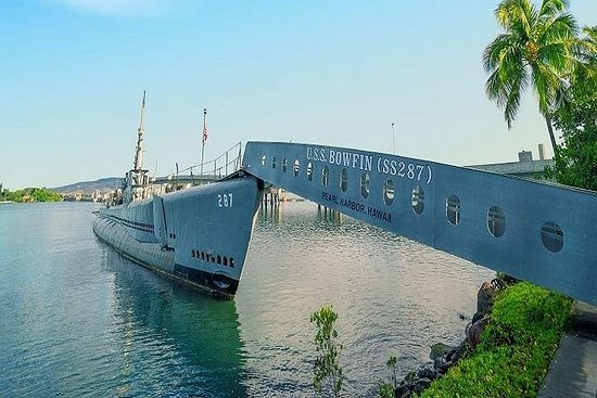 Pearl Harbor & Oaho Island Excursion...