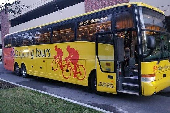 Tour in bici da Orlando a Florida del sud in pullman di lusso