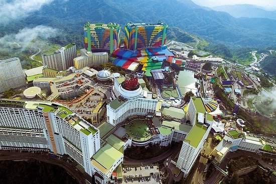 SHARED<>Genting Highland En-Route Batu...