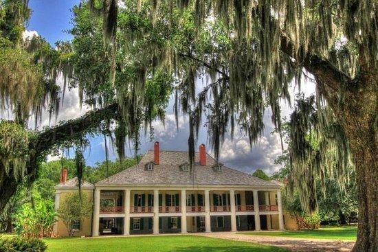 Historisk tur i New Orleans & Plantation