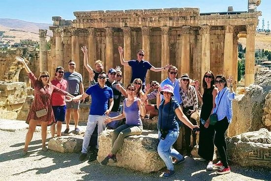 Small - Group Tour to Baalbek, Anjar...