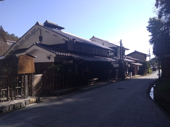 Saga Toriimoto Traditional Buildings Preservation Area