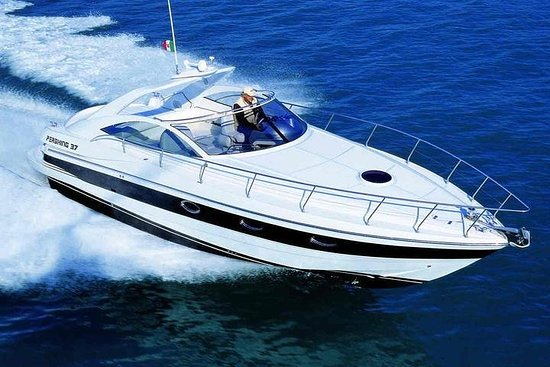 Private Luxury Motorboat in a...