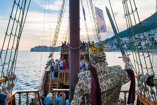 Fotografia de Cruzeiro panorâmico Game of Thrones de Dubrovnik com Karaka