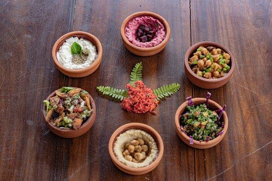 Taste of Lebanon in Srilanka