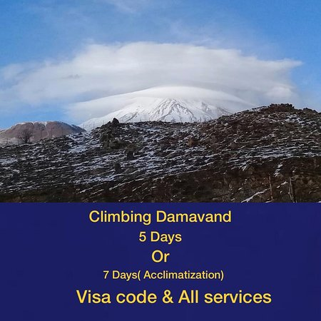 🌀climbing Damavand 5671 meters 🌀5 days #damavand 🌀7 Days #Damavand & #tochal 🌀Summer 2020 Visa code & All services 🌀For booking tours or more info 💭 instagram Direct 🌀or 🌀contact us: 📱WhatsApp: 00989906103701 📧Email:taymazadventure@gmail.com 💻website:www.taymazadventure..com