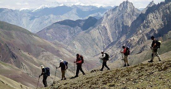 K top Hikking