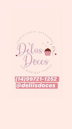 Botucatu, SP: Conheça nosso Instagram: @deliisdoces  Produtos de qualidade sempre!