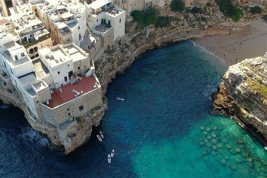 where to stay polignano a mare