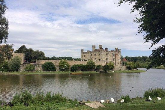 Tour privado por el castillo de Leeds...