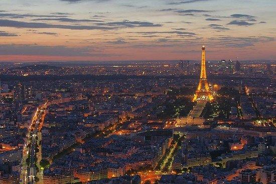 Montparnasse Tower Observation Deck Photo