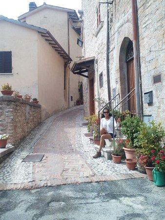 Borgo Cerreto, Italy: Beautiful village in Umbria