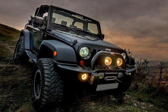 Excursion en jeep à Minsk
