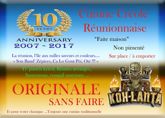 Lignieres, Франция: Au restaurant dites OUI pour une cuisine authentique faite maison et NON pour manger comme à la maison.