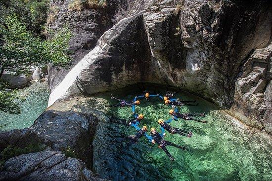 4 heures de canyoning sur l'île de...