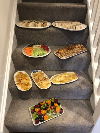 Great Afternoon Tea Spread