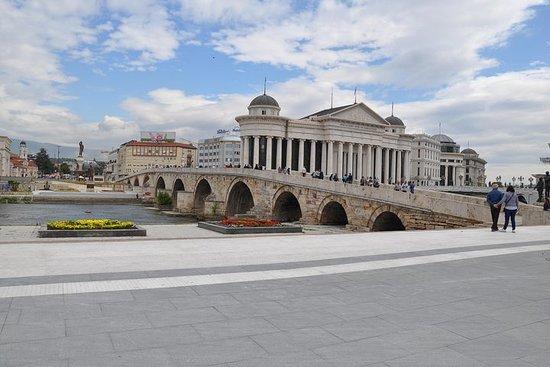 Excursion de fin de semaine à Skopje