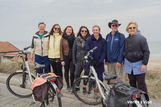ショートハーグバイクツアー風車&ビーチ