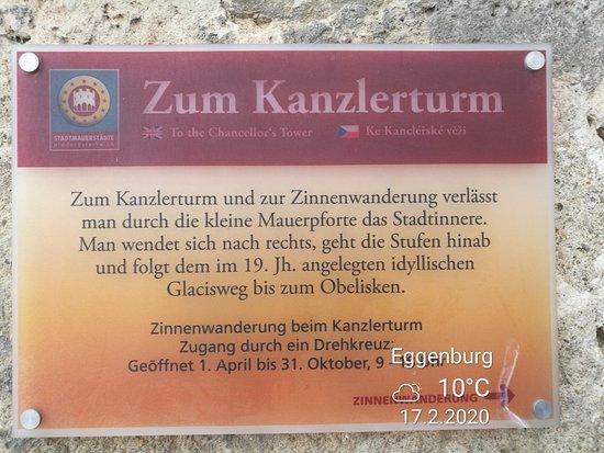 Kanzlerturm und Zinnenwanderung