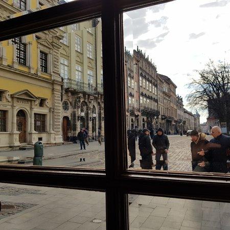 Lviv, Ukraine: Kolejny wyjazd do Lwowa Atlas luty