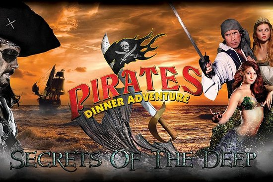 Pirates Dinner Adventure à Buena Park