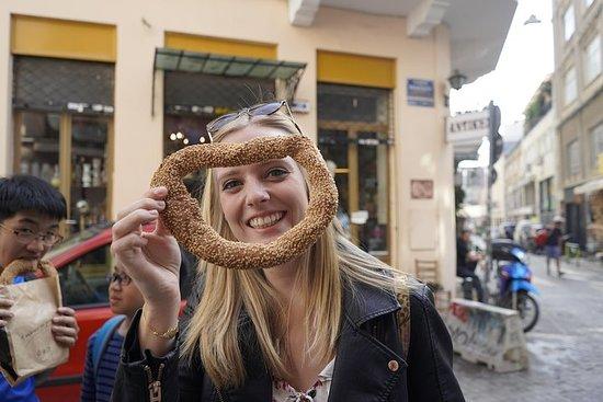 Balade Culinaire privée des Spécialités Grecques à Athènes