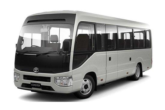 面包车Toyota COMMUTER的OSAKA&NARA定制您的行程