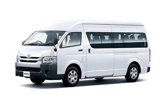 Minivan Toyota...