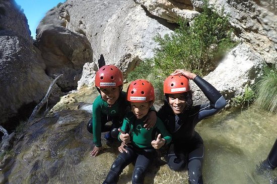Canyoning in Salou