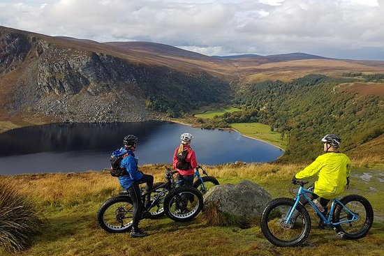 Half Day Fatbike Tour - Wicklow...