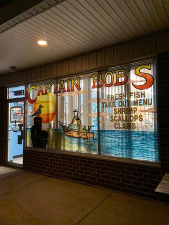 Review Of Captain Bob S Fresh Seafood