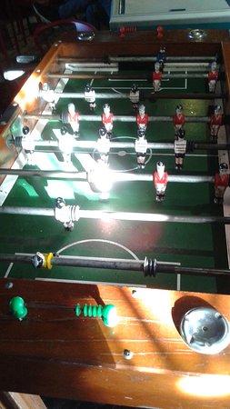 Terceira, Portugalsko: Foosball