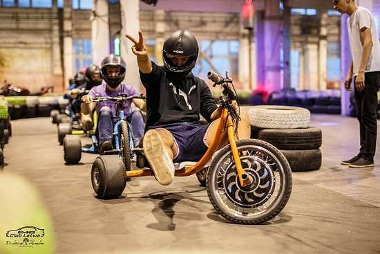 Drift Tricycles