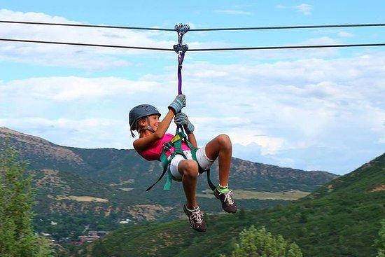 12-Zipline Adventure in the San Juan Mountains near Durango
