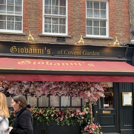 Best Italian food in Covent Garden