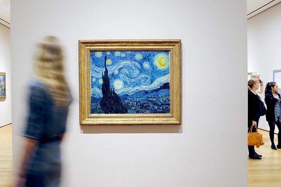 Tickets to Museum Of Modern Art (MOMA) – fotografija