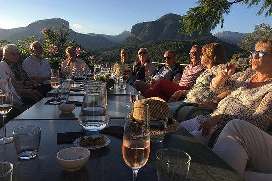 マヨルカ島でワイン、オリーブオイル、食べ物の品種を発見
