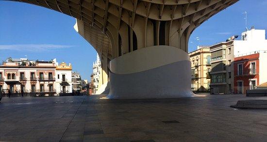 Setas de Sevilla (Metropol Parasol)