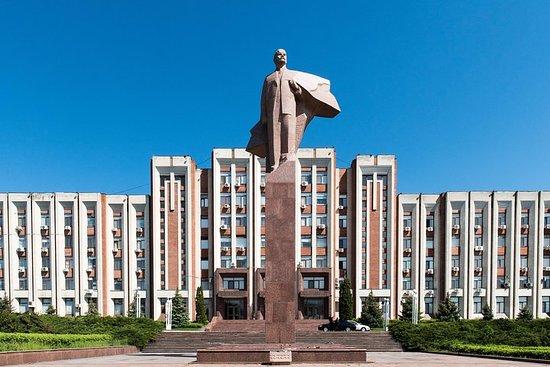 ソ連に戻る-沿ドニエストル共和国での遠足