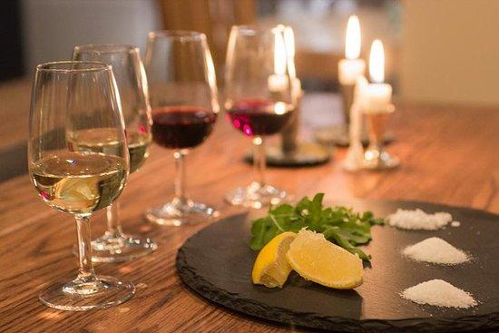 Die Weinprobe in Stockholm