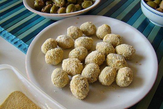 Cours de cuisine Oliva Ascolana