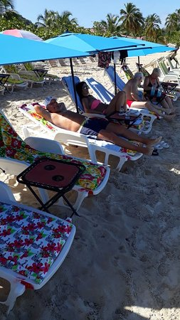 A Touch Of Paradise Chair Rentals