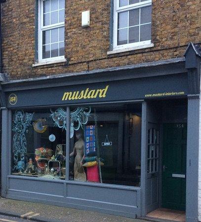 Mustard Interiors