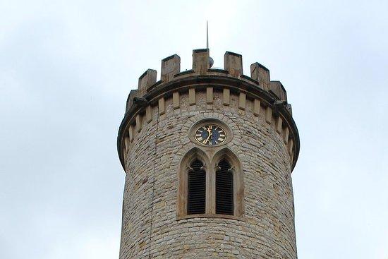 Exklusiv rundtur på Clock Tower