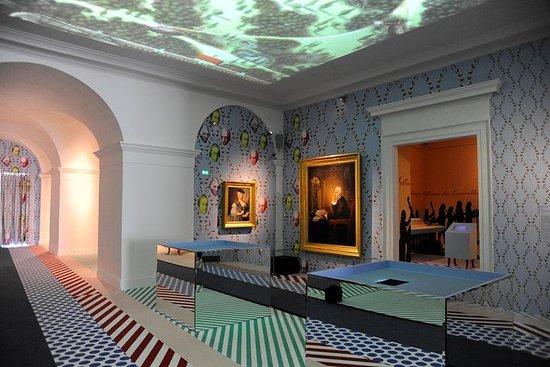 Billet d'entrée au palais Esterhazy