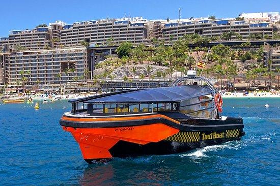 Gran Canaria Taxi Boat dal Porto di
