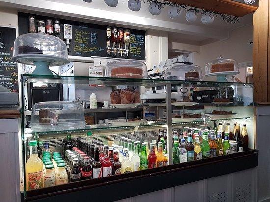 The Green Yard Cafe-billede