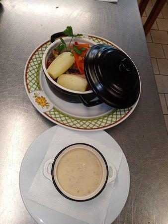 Tête de veau sauce gribiche