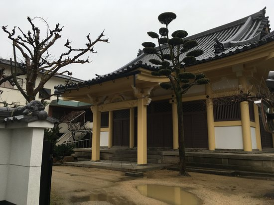 Fujino-tera Temple