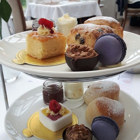 Gluten Free Afternoon Tea at Fishmore Hall